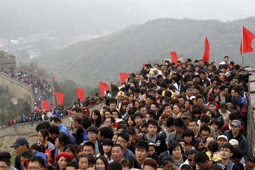 What Is Golden Week? China's Crazy Shopping Day, Dates, Tourism Travel And More
