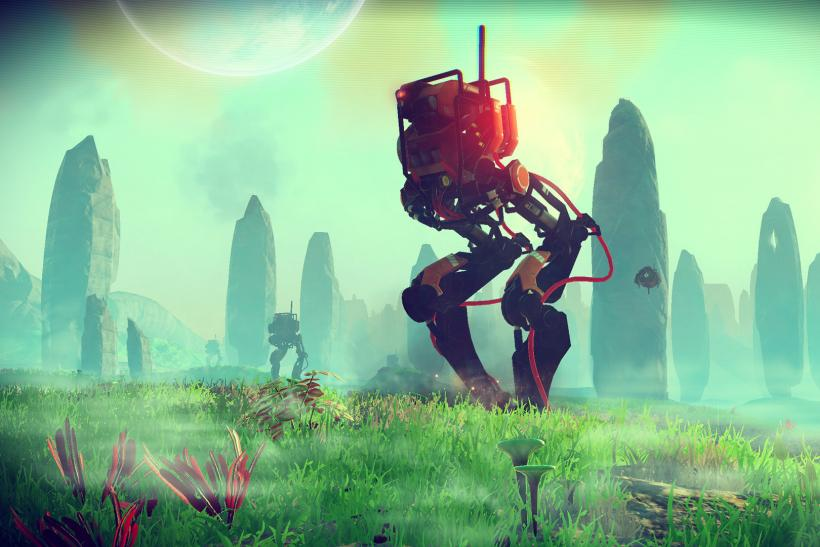 No Man's Sky Top Grossing Game August 2016