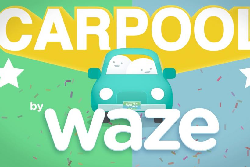 Competition For Uber And Lyft Google S Waze Rider Carpooling