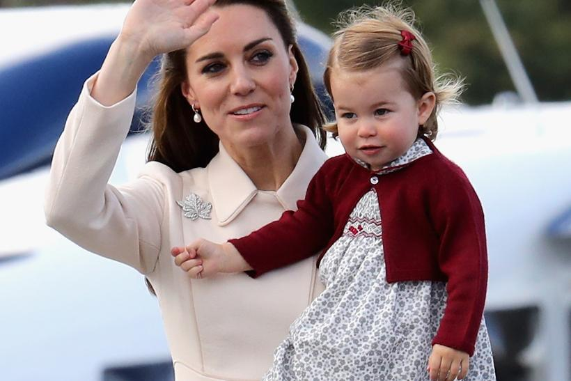 Kate Middleton Canada wardrobe