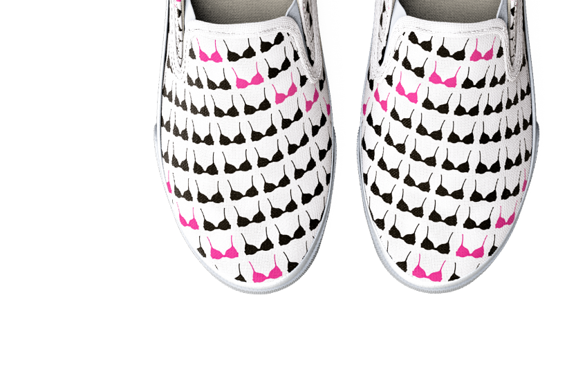 Walk For The Cause In These BucketFeet Sneaks