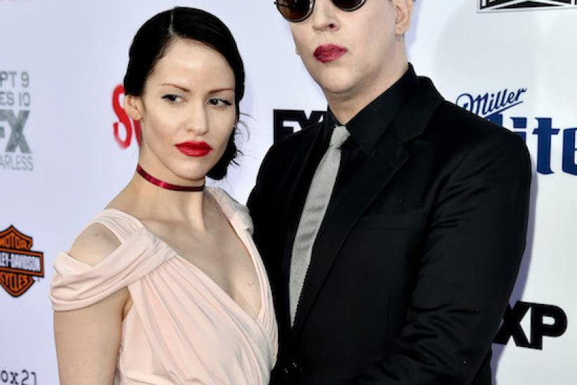 Marilyn Manson Has Been Associated With Several Women Since His Relationship With Wood