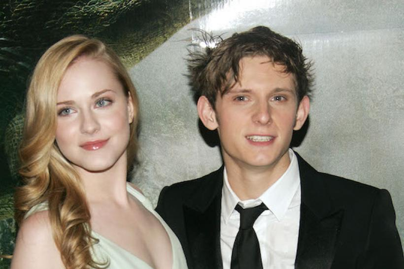 Starting With Ex-Husband, Jamie Bell