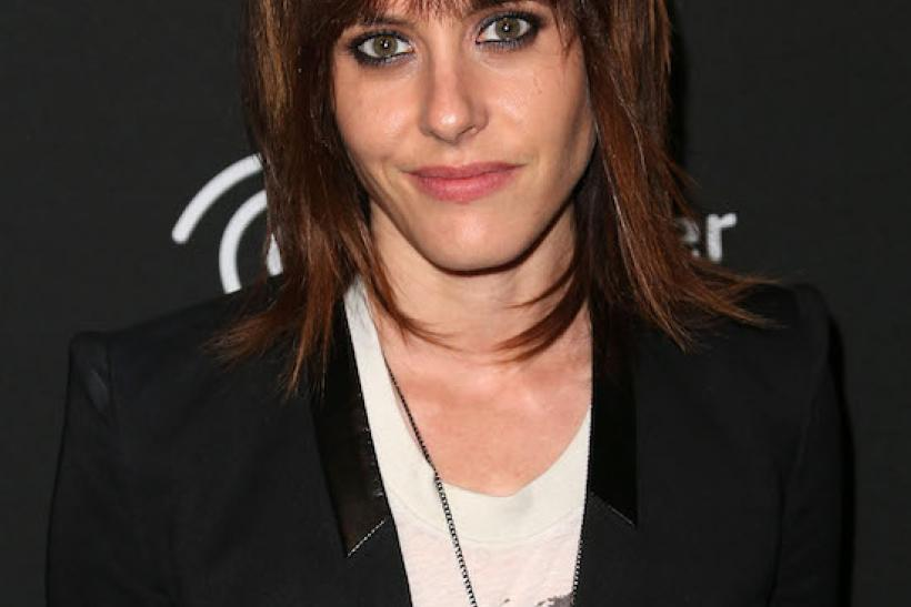 Wood Dated Katherine Moennig Back In 2013