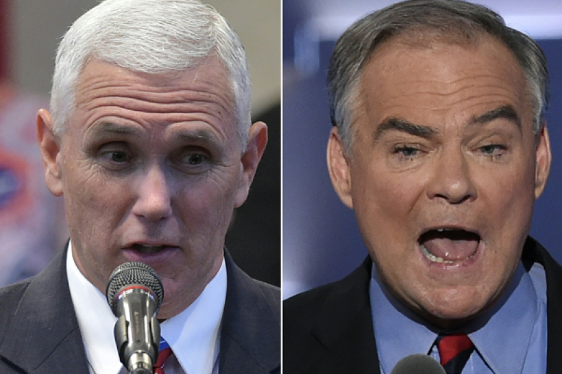 Neither vice presidential picks Tim Kaine and Mike Pence are in favor of marijuana reform.