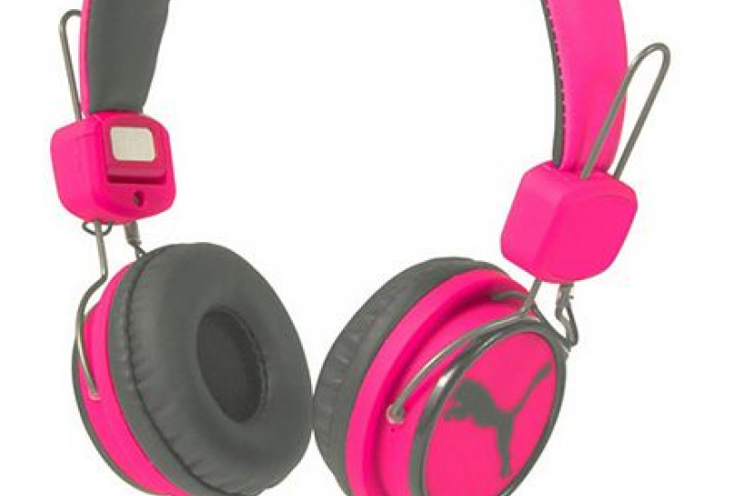 PUMA League Over-Ear Headphones $14.99