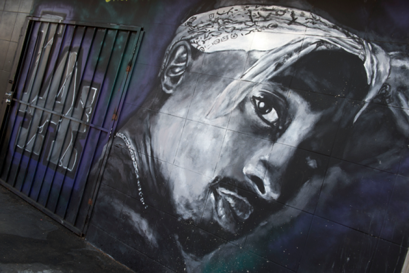 Tupac Shakur's prison bible is on sale for $54,000.