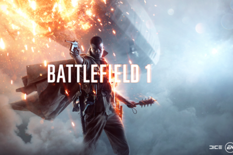 battlefield 1 best ps4 games 2016