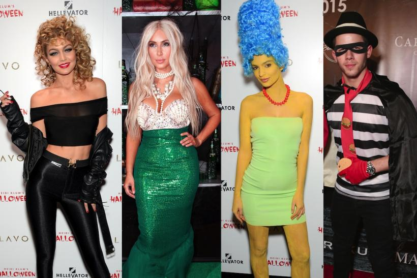 halloween 2016 costume ideas inspired by celebrities photos of beyonc rihanna kim kardashian - Halloween Costume Celebrities