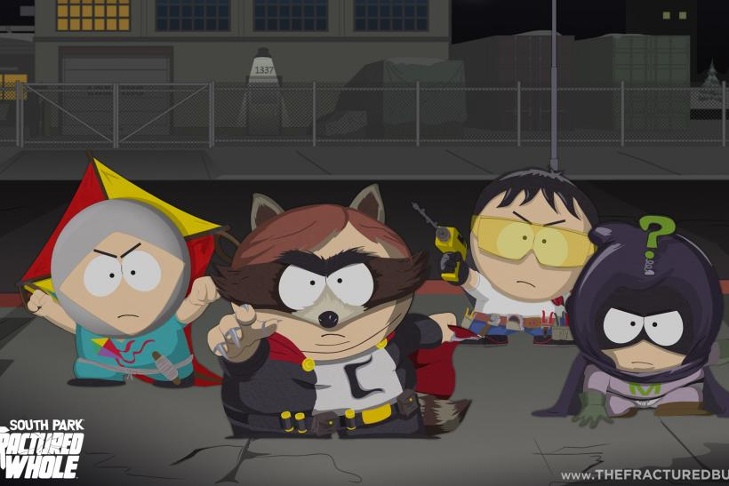 south park the fractured but whole ps4 xbox one pc release date