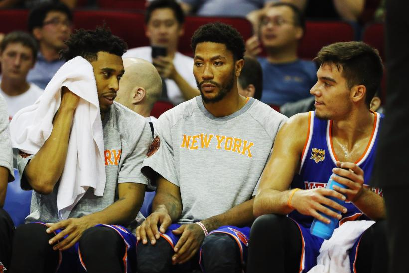 4fa299676ca3 Derrick Rose News  What s Next For New York Knicks Star After Rape  Allegations In Civil Trial