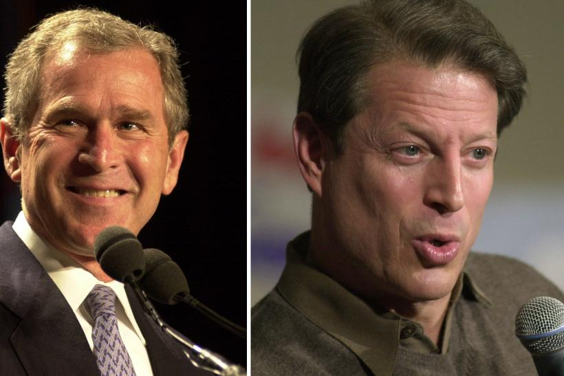 What Happened In The 2000 Election Hanging Chads Al Gore Vs
