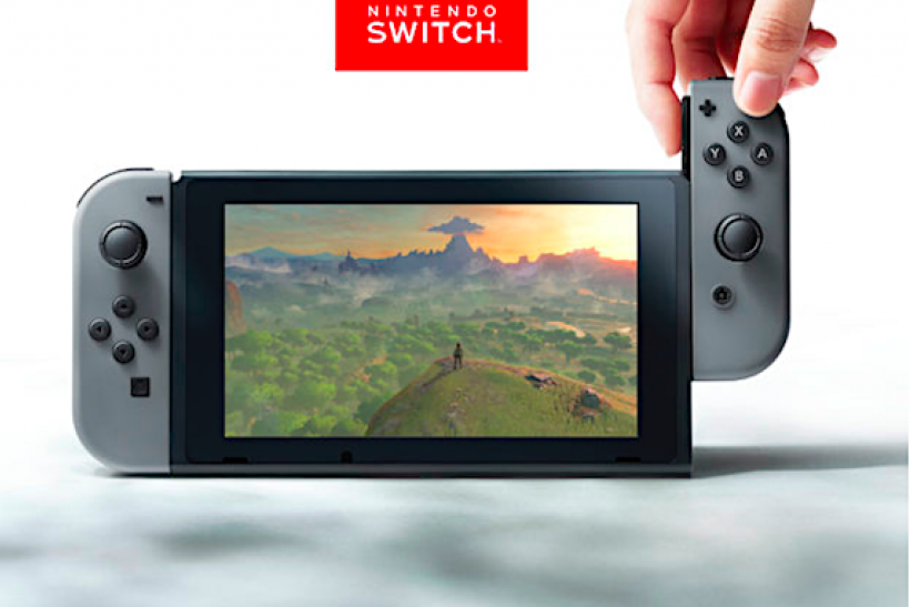 Nintendo Switch Will Be Available To Preorder This Friday In New York City