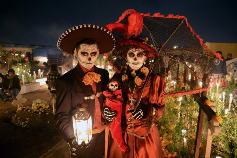 What Is Día De Los Muertos? Date, History, Facts And Everything You Need To Know About 'Day Of The Dead' 2016