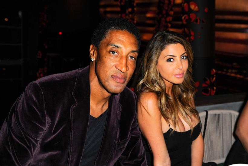 Scottie, Larsa Pippen