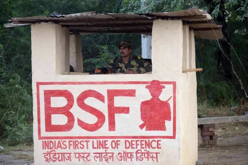 India border security force