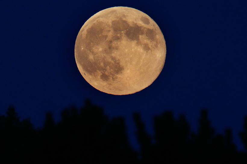 How Did The Moon Form? Study Says Many Small Impacts, Not One Giant Collision, Created Earth's Natural Satellite