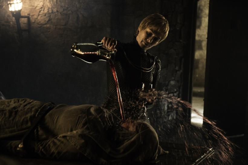 """Game of Thrones"" Cersei"