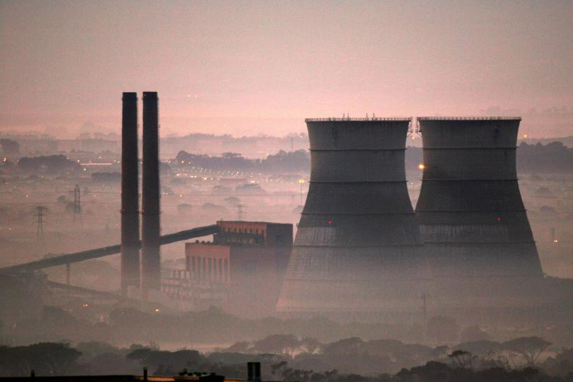 PollutionSouthAfrica