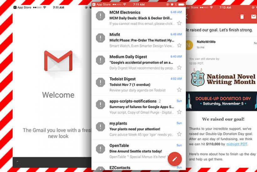 gmail's iOS app gets undo send feature