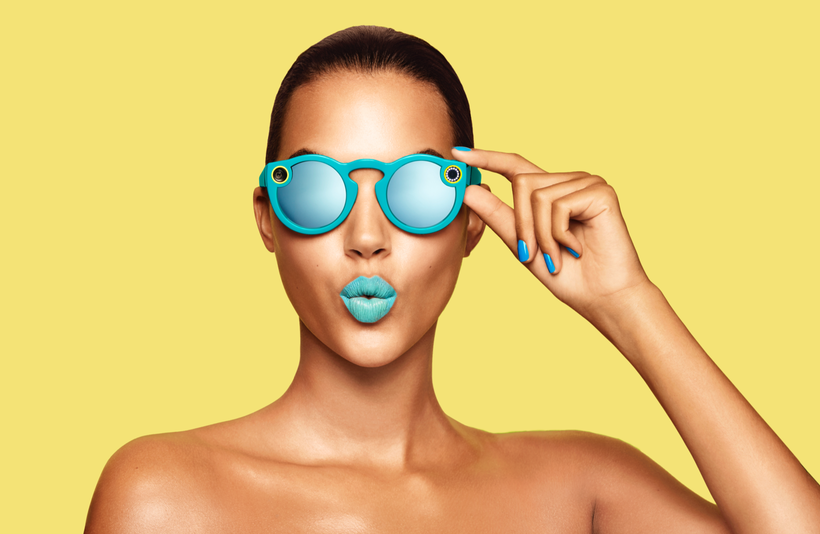 snapchat spectacles found in snapchat app