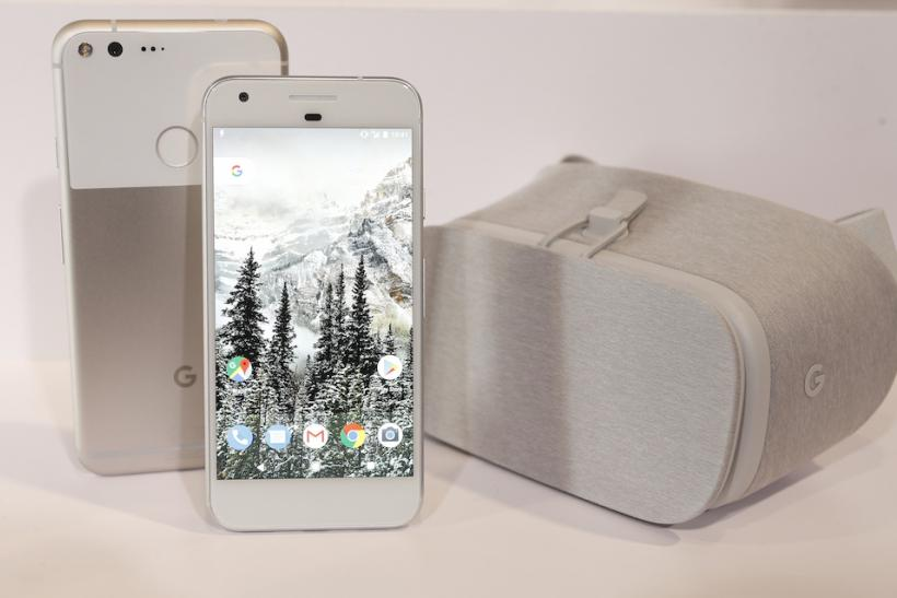 Google Pixel and Daydream View VR