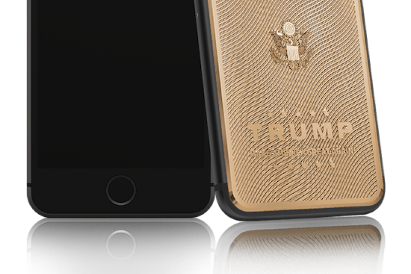 Trump iPhone