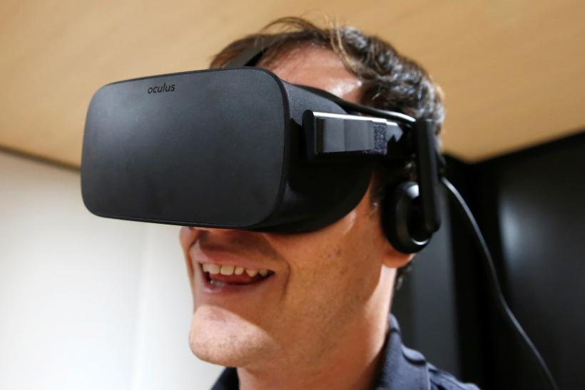 Oculus Rift PC Features