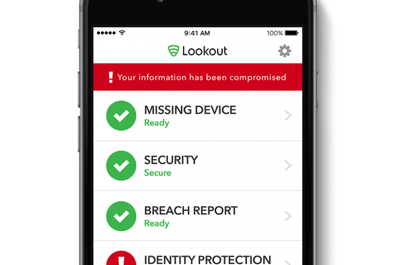 Lookout Mobile App Introduces Breach Alerts And Identity