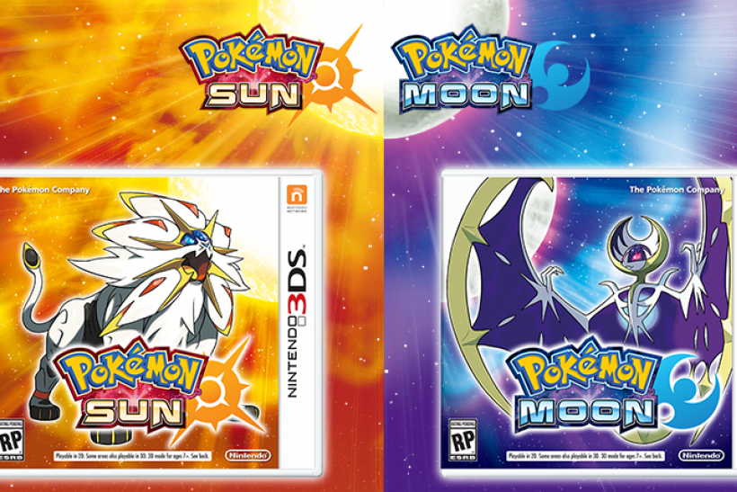 pokémon sun and moon for nintendo 3ds release date gameplay and