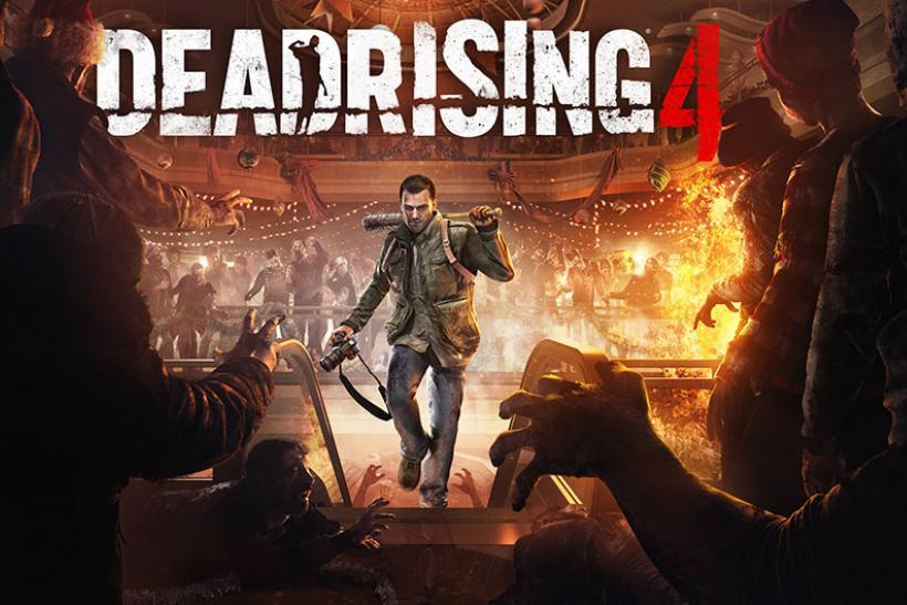 dead rising 4 release date xbox one pc