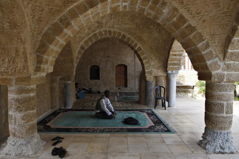 Mosque in Israel