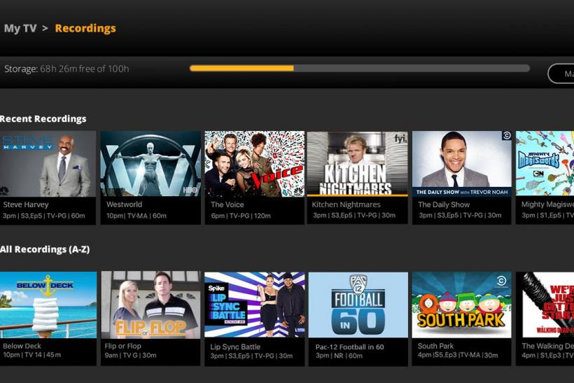 slingtv new cloud dvr
