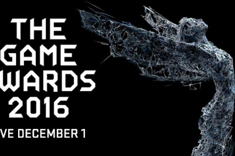 game awards 2016 live stream