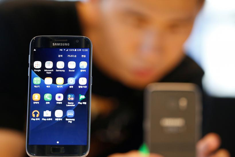 Samsung Galaxy S8 Delayed
