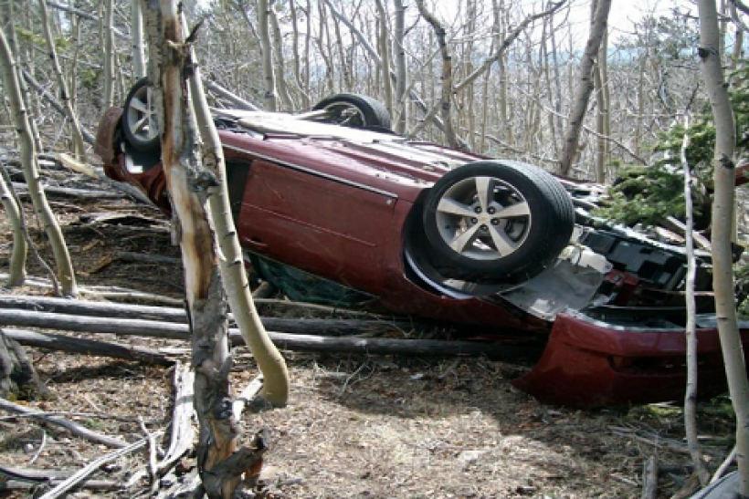 Lack of sleep causes a spike in car accidents.