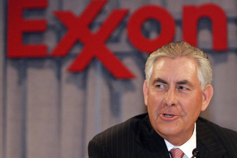 Teens Suing U.S Government Over Climate Change Want Rex Tillerson's Exxon Emails Revealed