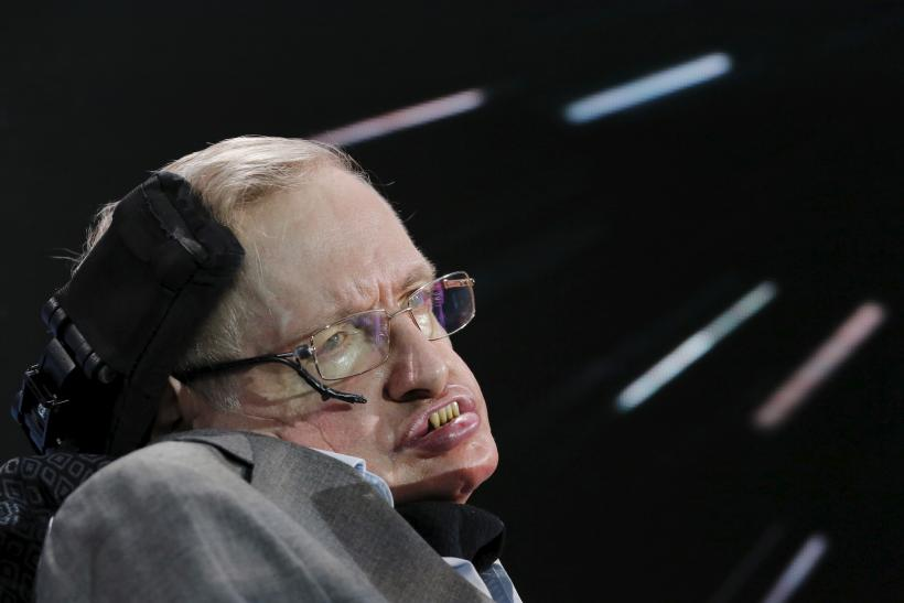 Image result for Before He Died, Stephen Hawking Gave Humanity A Warning. We Need To Listen