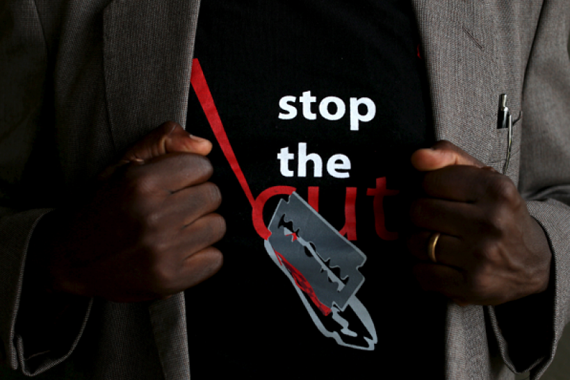 Female Genital Mutilation parties are on the rise in the U.K.