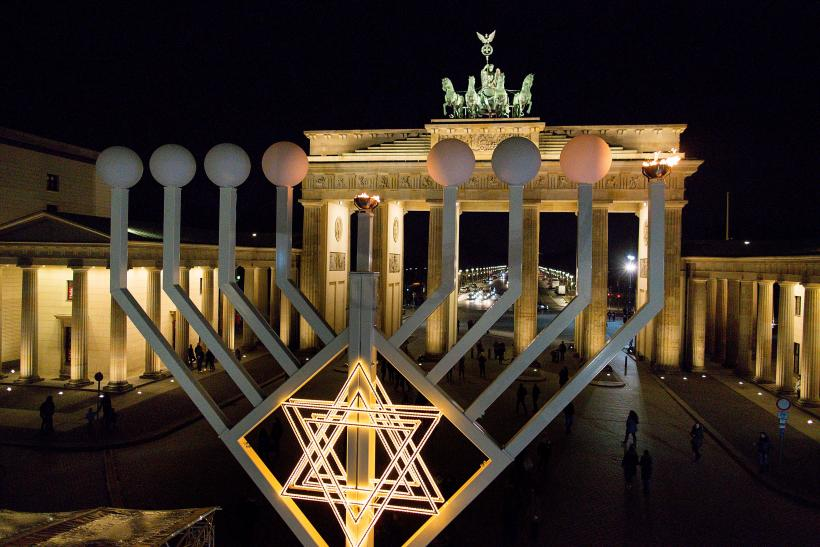 Hanukkah Germany