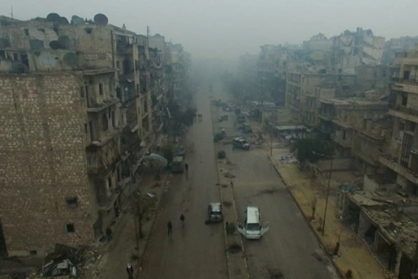 More than 80 people in Aleppo were killed on Monday.
