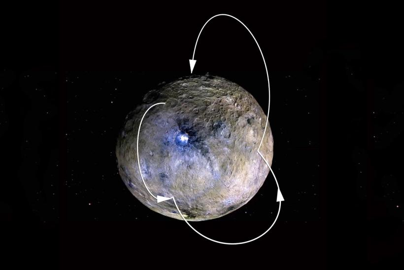 Ceres News: Water Ice Is Everywhere On Dwarf Planet, Dawn Finds