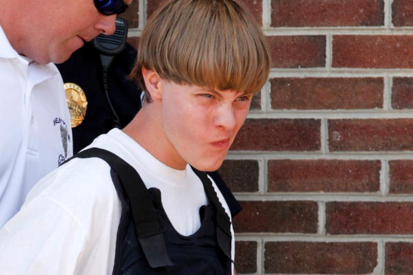 dylann roof full
