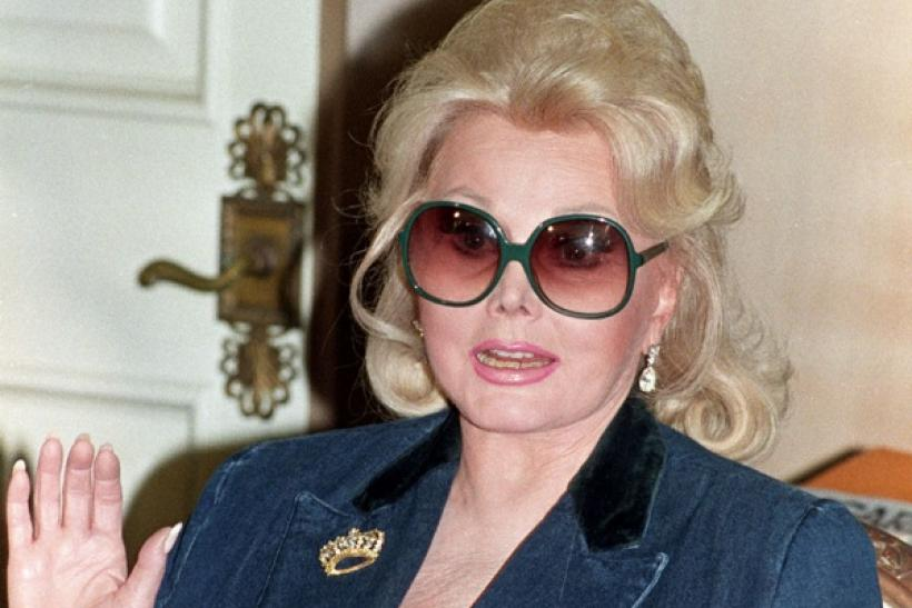 Zsa Zsa Gabor Quotes Glamorous Zsa Zsa Gabor Death 2016 Best Quotes And Pictures Of 'moulin