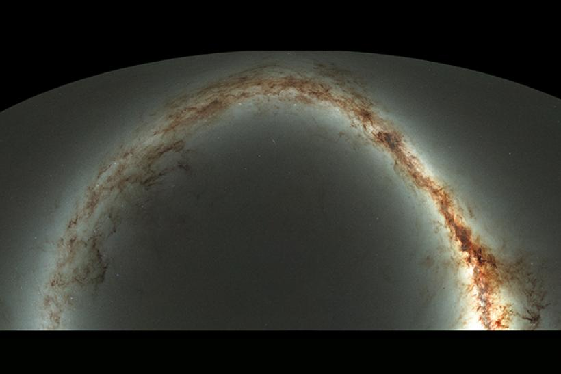 The Largest Digital Survey Of The Visible Universe Is Now Publicly Available