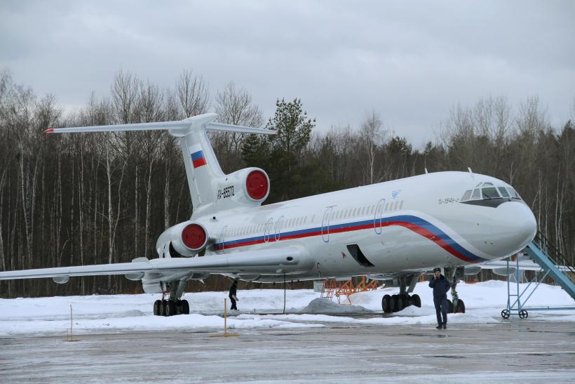 RUSSIA-AIRPLANE