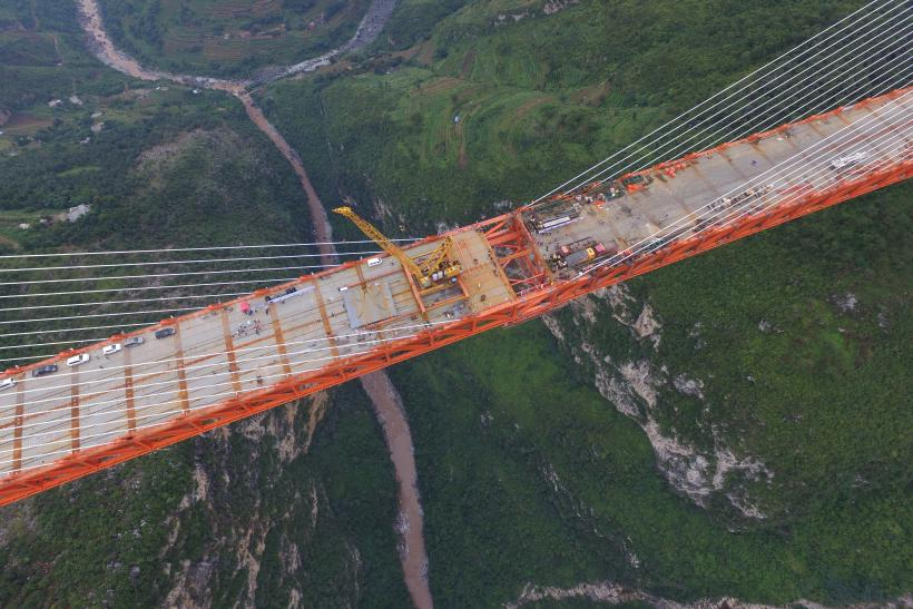 Largest Construction Projects In The World: China Opens New