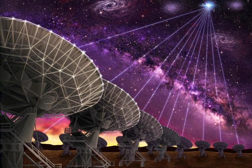 Astronomers Discover A Fast Radio Burst That's Even Stranger Than Ones Detected Before