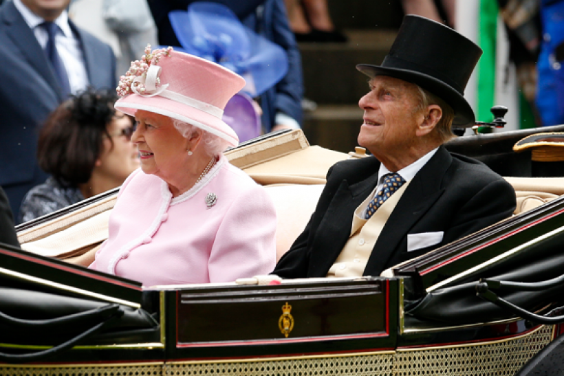 Queen Elizabeth II has been married to Prince Phillip for 68 years.