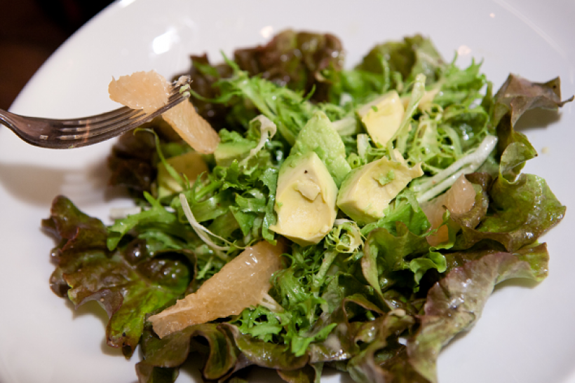 Copper found in salad and other green vegetables could lead to copper toxicity.